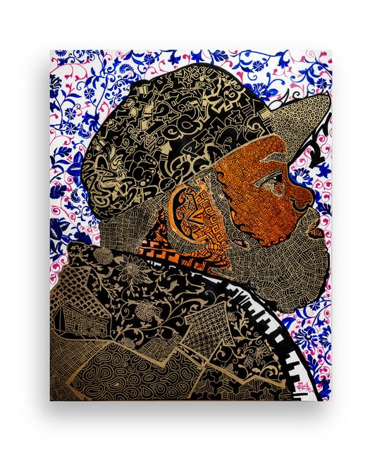 Roberto Lugo, 'Angry Mob of Peaceful Protestors: Roberto Lugo', 2019, Wexler Gallery