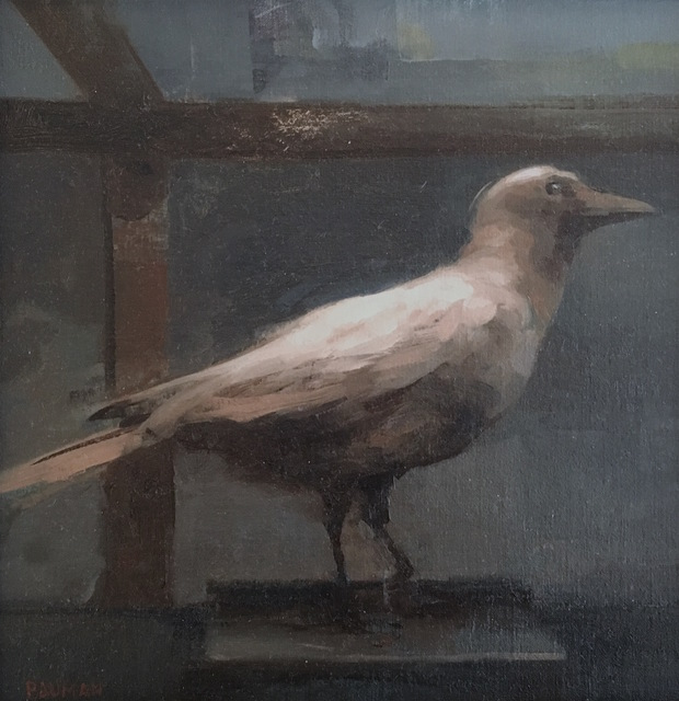 , 'White Crow,' 2016, Grenning Gallery