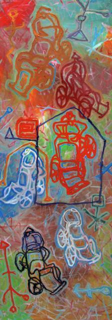 , 'Memories,' 2011, Galerie Dumonteil