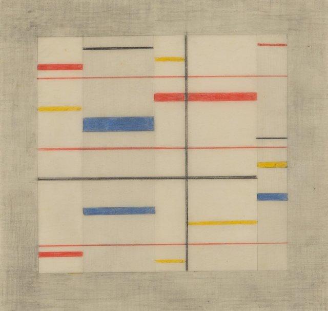 Burgoyne Diller, 'Third Theme #414', 1950, Heritage Auctions