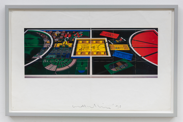 , 'Untitled,' 1990, Mai 36 Galerie