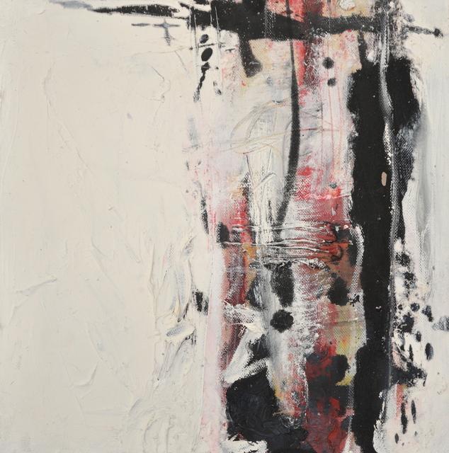 , 'Red Levity 8,' 2015, Carter Burden Gallery