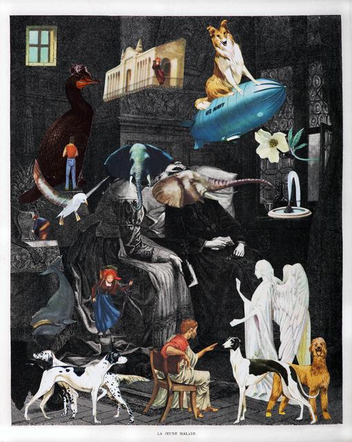 Mauricio Garrido, 'La Jeune Malade', 2014, Isabel Croxatto Galería
