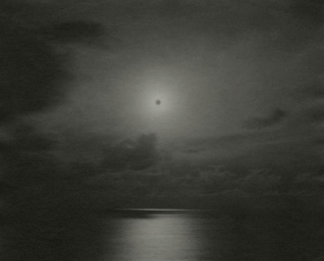 Chris McCaw, 'Sunburned GSP # 334 (Pacific Ocean)', 2009, Photography, Unique Silver Gelatin, photo-eye Gallery