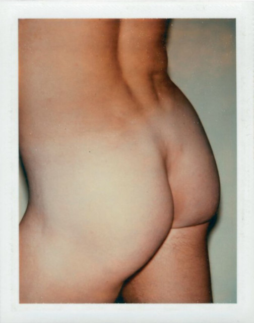 Andy Warhol, 'Nude Model', ca. 1977, Photography, Unique Polaroid print, Hedges Projects