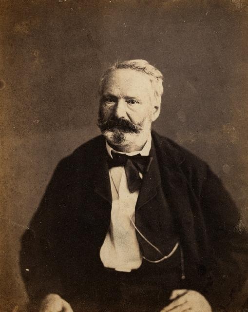 Edmond Bacot, 'Portrait de Victor Hugo', ca. 1858, James Hyman Gallery