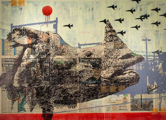 , 'Rhino,' 2014, Proto Gallery