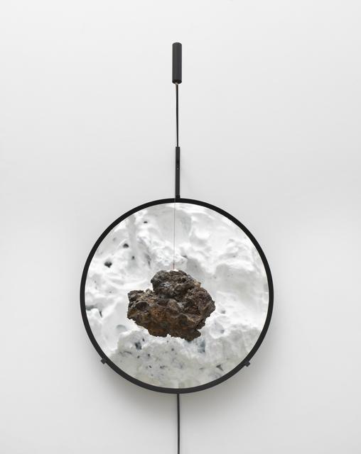 , 'Day and night lava,' 2017, Espace Muraille