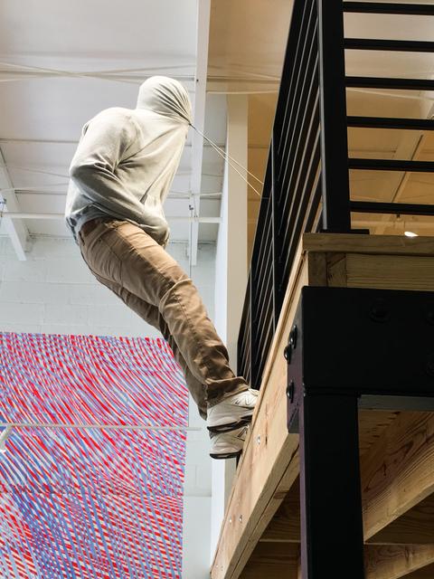 , 'The Thin Line,' 2017, Fabien Castanier Gallery