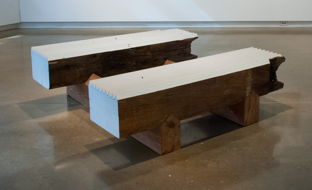 , 'Seesaw,' 2017, Fort Worth Contemporary Arts