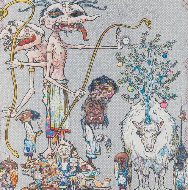 Takashi Murakami, 'Assassination of Spirit', 2014, Heritage Auctions