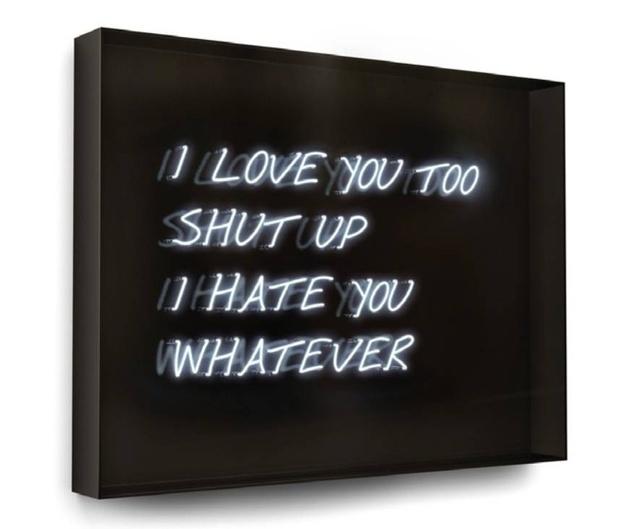 David Drebin, 'I Love You Too', Art Angels
