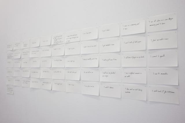 , 'Statistics,' 2016, Ivan Gallery