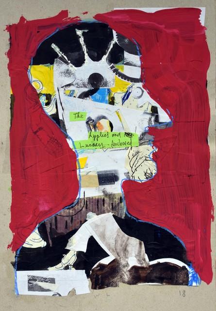 , 'Applied Lunacy,' 2018, Denise Bibro Fine Art