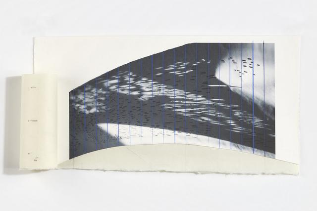 , 'Spread - Roll,' 2016, Tayloe Piggott Gallery