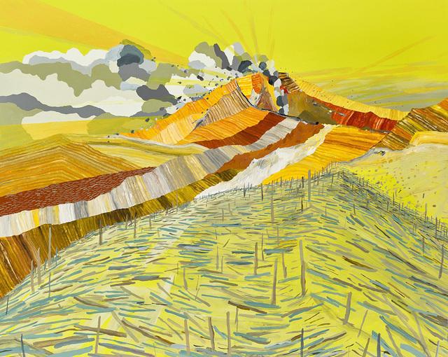 Ryan Molenkamp, 'Fear of Volcanoes 92', 2017, Linda Hodges Gallery