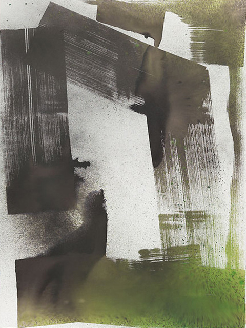 , 'untitled (Ossature),' 2015, Berthold Pott
