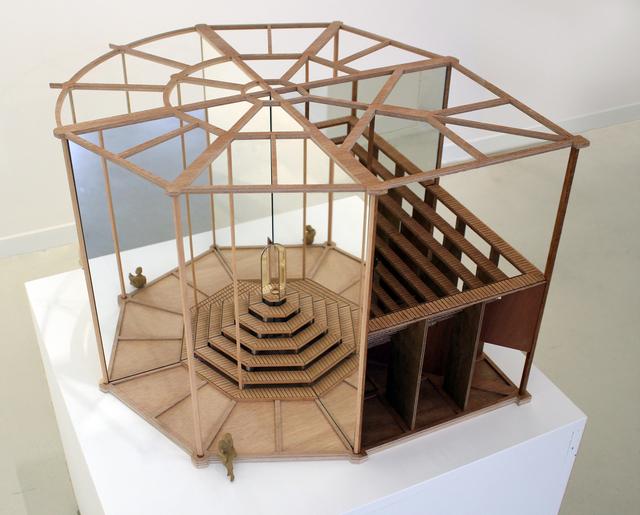 , 'Sendero de vida XVII,' 2016, Galerie Ron Mandos