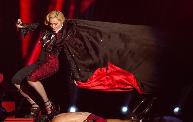, 'Madonna Fall,' 2018, Flat Space Art
