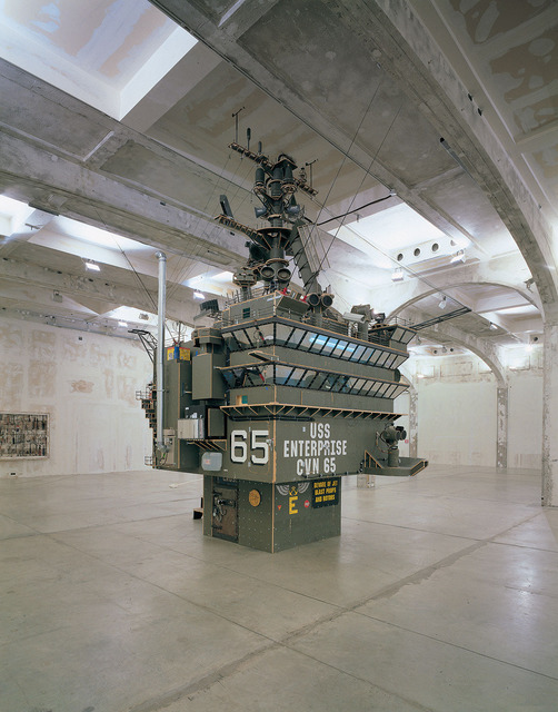 Tom Sachs, 'The Island', 2006, Gagosian