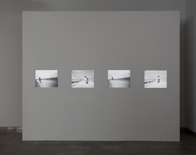 , 'Dachau 1974,' 1974, bitforms gallery