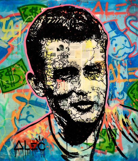 , 'James Dean,' 2018, Eden Fine Art