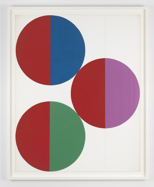 Leon Polk Smith, 'Untitled', 1969, Richard Gray Gallery
