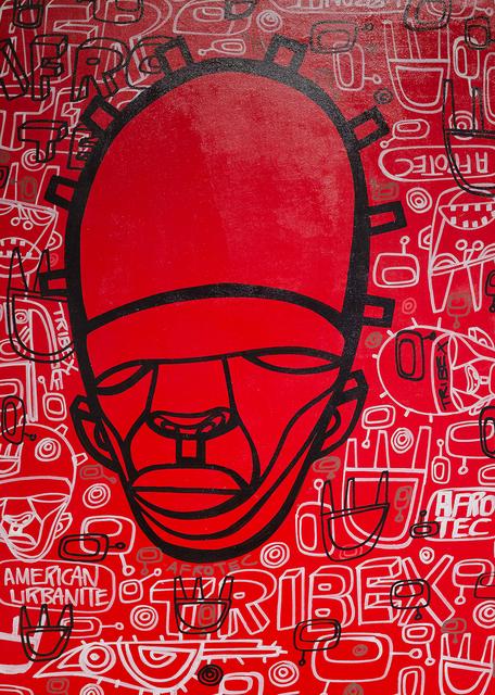 , 'Afro Tec,' 2016, DETOUR Gallery