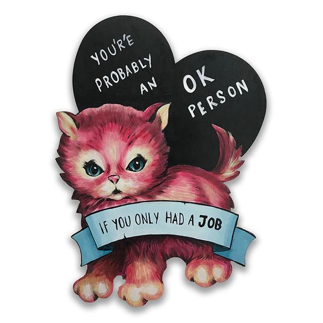 , 'Pick-up Feline 2,' 2017, Spoke Art