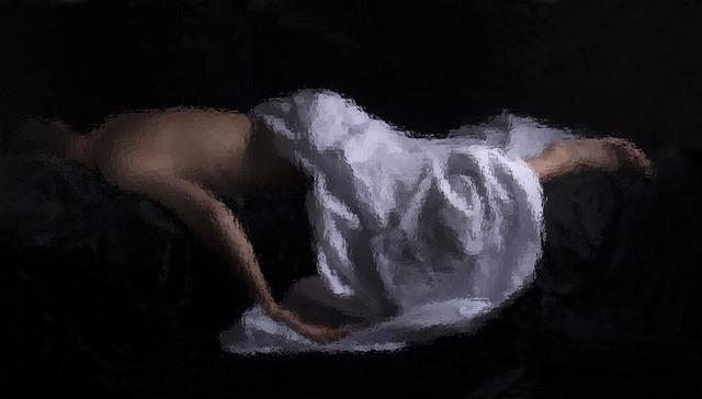 , 'Endormi (Sleeping),' 2013, ACS GALLERY