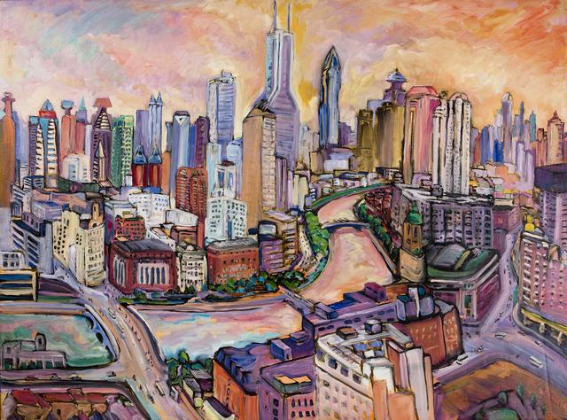 , 'A Gentle City,' , Pucker Gallery
