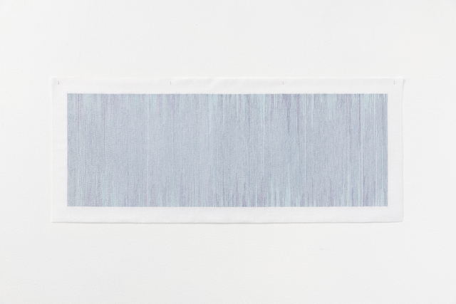, 'Study, stem stitch,' 2018, OSL Contemporary