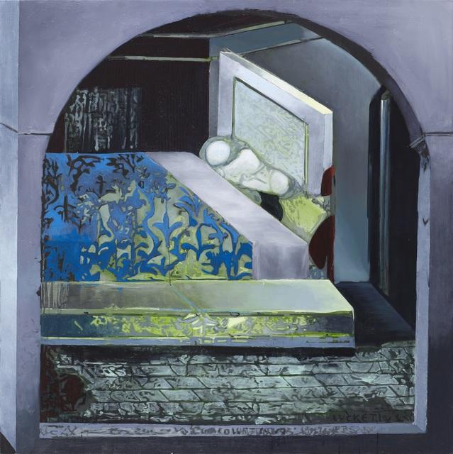 , 'Room,' 2018, Braverman Gallery