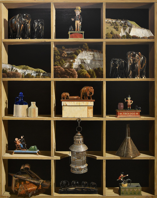 , 'Vinegar Hill,' 2018, Gow Langsford Gallery