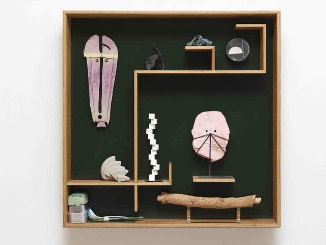 , 'One language traveller,' 2011, Nils Stærk
