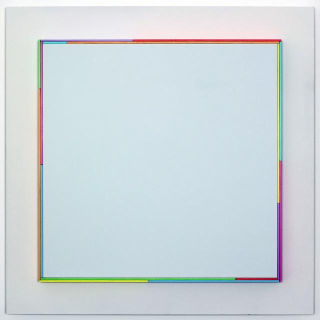 , 'Wistful Blue,' 2015, Bernard Jacobson Gallery