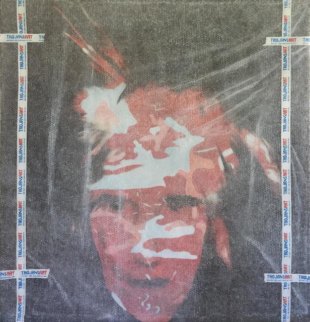 , 'Warhol self-portrait,' 2015, Zemack Contemporary Art