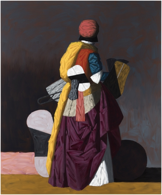 , 'Concerto VII,' 2017, Galleria Heino