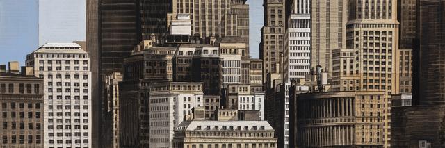 Guillaume Chansarel, 'South Island (New York series)', 2018, Artistics