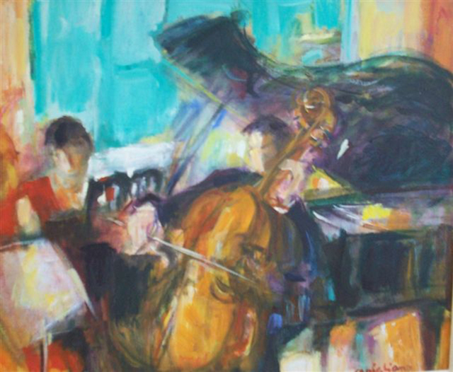 , 'Le duo,' , Nolan-Rankin Galleries