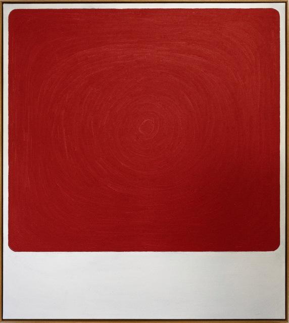 Bertrand Fournier, 'Rainbow domino (red)', 2019, Sebastian Fath Contemporary