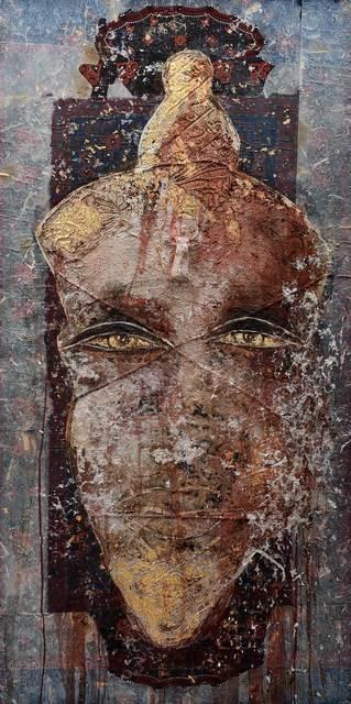 , 'Vision towards the Pharaohs,' 2018, Easel & Camera Contemporary Art Gallery