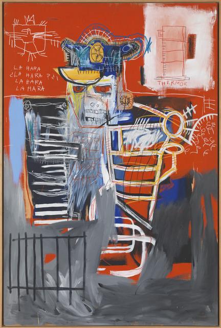 Jean-Michel Basquiat, 'La Hara', 1981, Gagosian