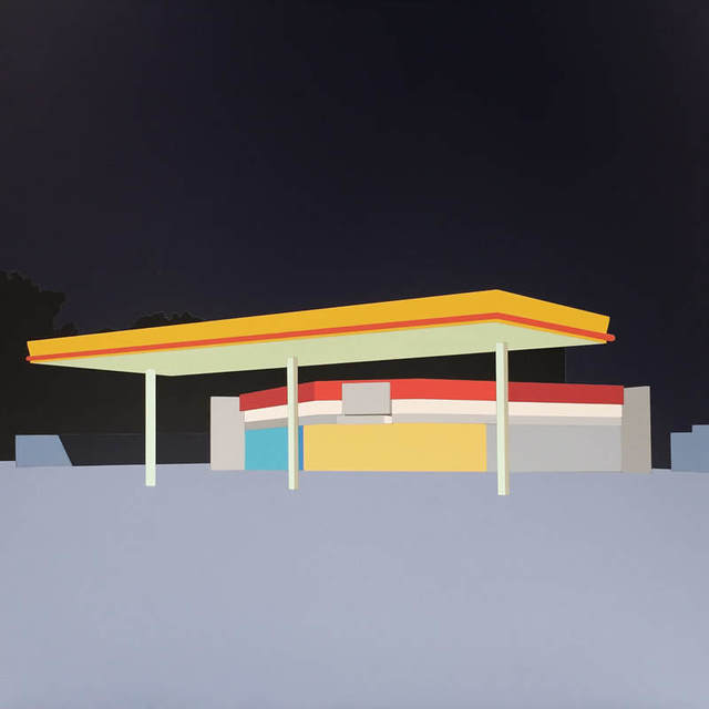 , 'Servo State 6,' 2018, George Billis Gallery