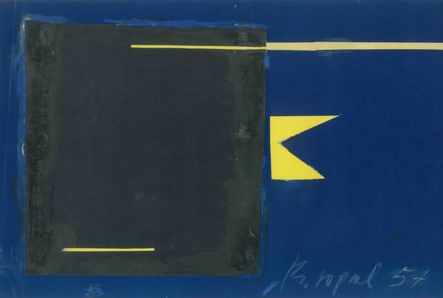 ", '""Counterform 3"",' 1957, Krokin Gallery"