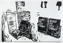 , 'TATE CAFÉ 13,' 2011, Simon Lee Gallery