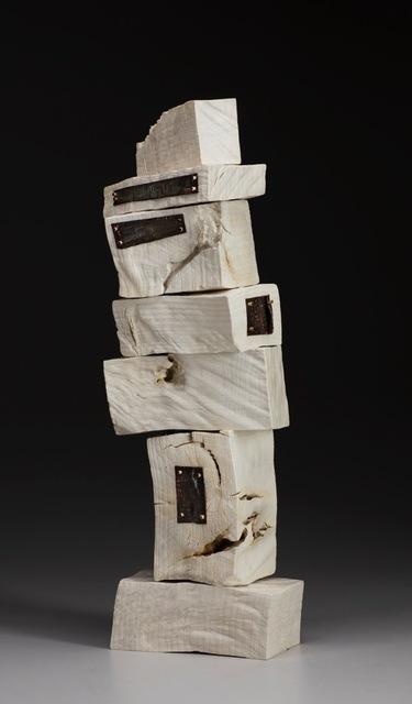 , 'White Stack,' ca. 2015, Gallery Pegasus