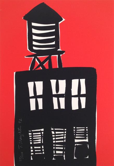 , 'Water Silo,' 1992, Galerie Klaus Benden