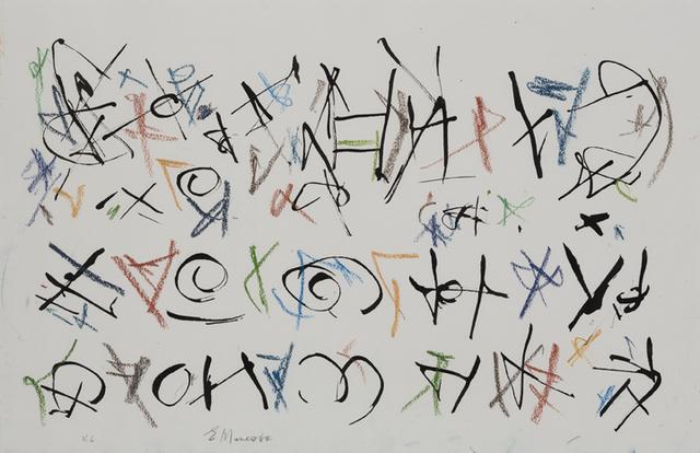 , 'Untitled (V.6),' 1993, Aicon Gallery