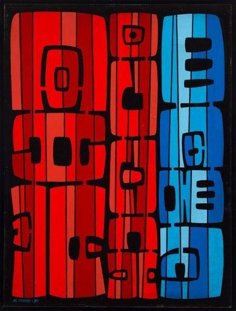 , 'Estructura,' , Galeria Sur